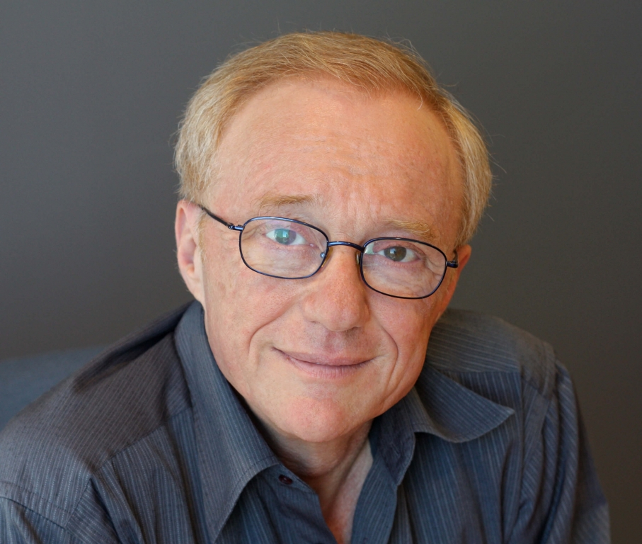 photo of David Grossman by Michael Lionstar